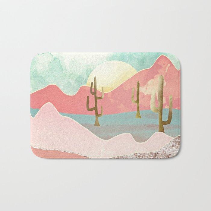 Desert Mountains Bath Mat