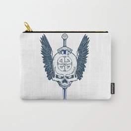 Valhalla Skull Carry-All Pouch