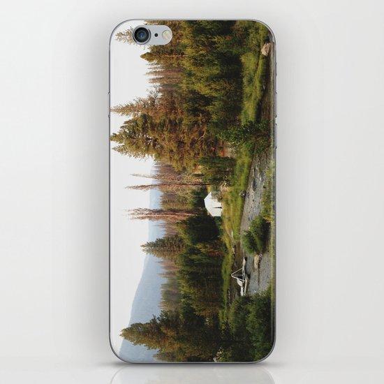 Idaho Camper iPhone & iPod Skin