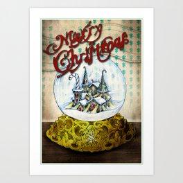 Sweet Kingdom Art Print