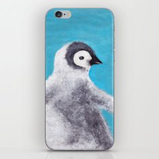 Cotton Penguin iPhone & iPod Skin