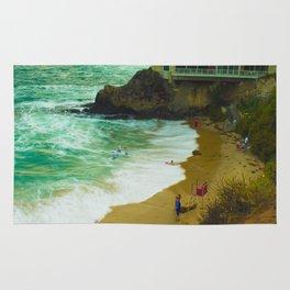 LaGuNa Beach Ca Rug