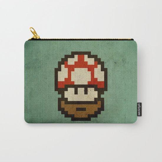 Bearded mushroom Carry-All Pouch