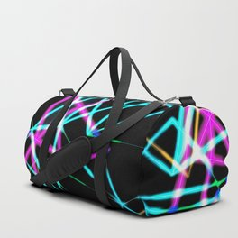 Neon lights Duffle Bag