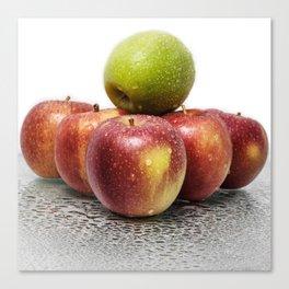 An Apple a Day Canvas Print