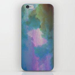 Imbue Sky iPhone Skin