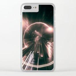 Accelerate Clear iPhone Case