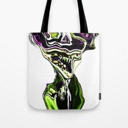 who devours whom no. 2 Tote Bag