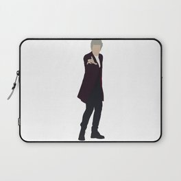 Twelfth Doctor: Peter Capaldi Laptop Sleeve