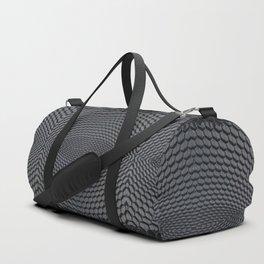 Hexagonal Mesh Duffle Bag