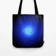 Blue Spirit Circle 2 Tote Bag