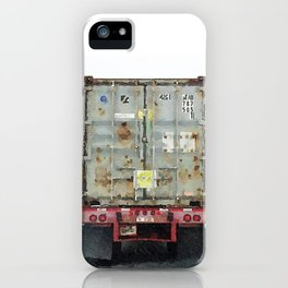 Daily Truck: 09/03/15 iPhone Case