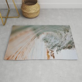summer waves xiii Rug
