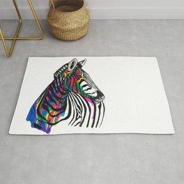 Almost a Unicorn Rug