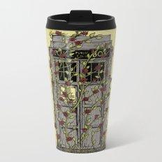 Rose- Doctor Who Metal Travel Mug