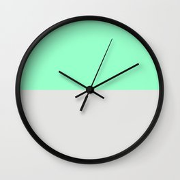 Mint Julep & Ice #2 Wall Clock