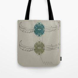 Pharaoh's Symbol Tote Bag