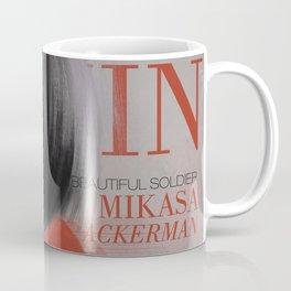 SnK Magazine: Mik Coffee Mug