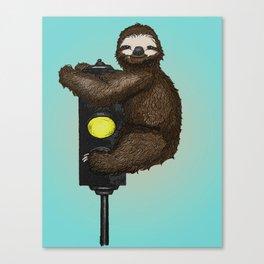 Take it Slow Canvas Print