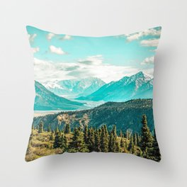 Scenic #photography #nature Throw Pillow