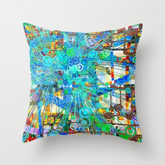 Eric (Goldberg Variations #13) Throw Pillow