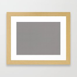 MacPherson Tartan Framed Art Print
