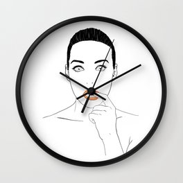 All i want is you Wall Clock