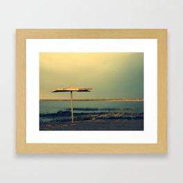 Sunshade Framed Art Print