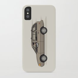 Mobile in the Shop iPhone Case