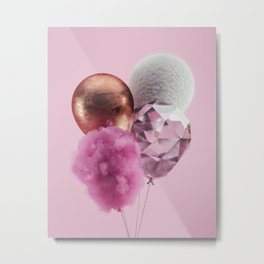Baloons #4 Metal Print