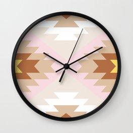 Kilim 6 Wall Clock