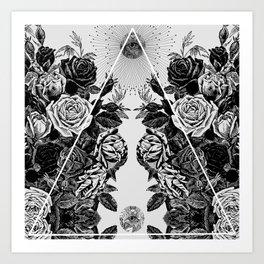 LEGNA KRAD Art Print