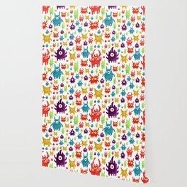 Cute little creatures Wallpaper