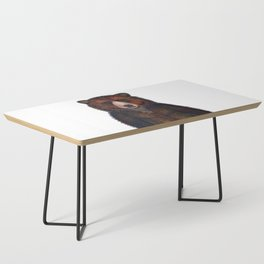Blissed Out Bear Coffee Table