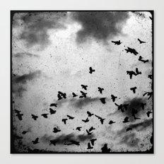 Doomsday - Through The Viewfinder (TTV) Canvas Print