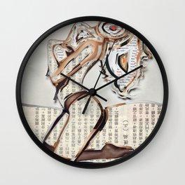 Solace Traveler Wall Clock