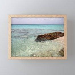 water Framed Mini Art Print