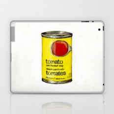No Name Brand Tomato Soup Laptop & iPad Skin