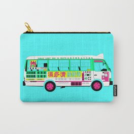 BUS (Colorway B) Carry-All Pouch