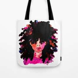 BABY HAIR AND AFROS Tote Bag