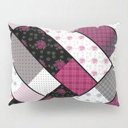 Geometric patchwork Pillow Sham