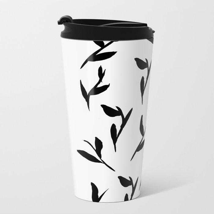 Nature 01 Metal Travel Mug