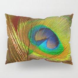 Peacock's Love Pillow Sham
