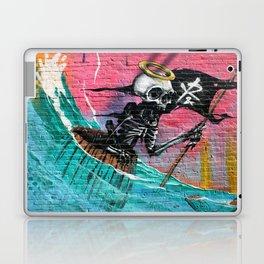 Sailing Skeleton  Laptop & iPad Skin