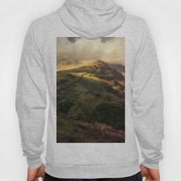 Postcards from Scotland Hoody
