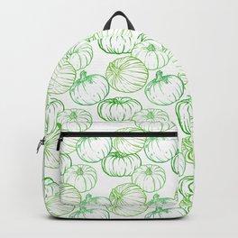 Pumpkins (White Glow) - Grass Backpack