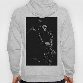 Saxophone Jazz Player Hoody