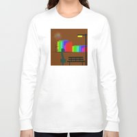 30 rock Long Sleeve T-shirts featuring cool sketch 30 by Cool-Sketch-Len