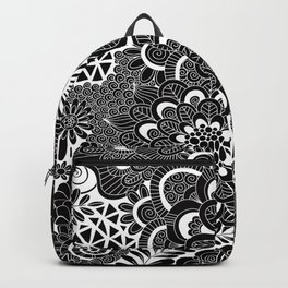 Life is all about balance Backpack