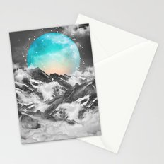 It Seemed To Chase the Darkness Away Stationery Cards